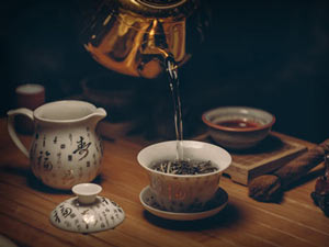 Japanese tea sets