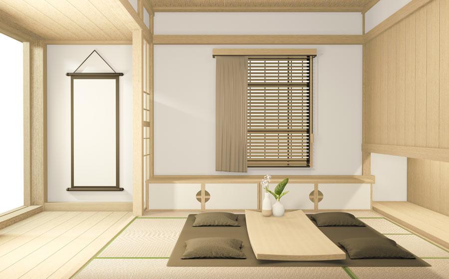 Ryokans in Kyoto.