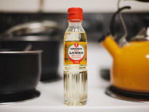 Cooking sake
